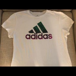 Adidas T-shirt, women's size XL